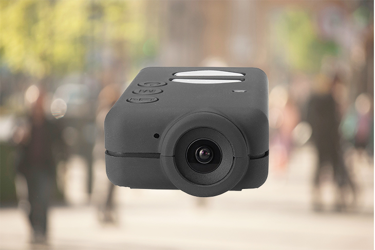 The Black Box Mobius Pro Mini Action Camera
