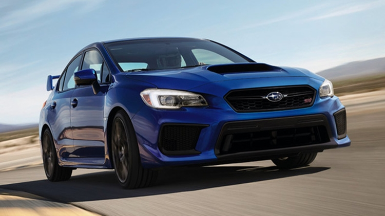 Next Subaru Wrx And Wrx Sti Won T Be Ready Till 2020 Auto Moto World