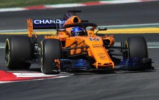 3-seat F1 car