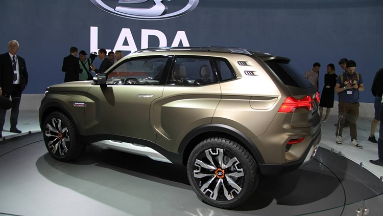 Old but gold – After 40 years Lada Niva may finally get updated