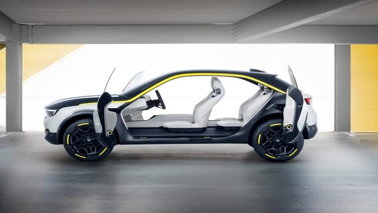 Opel concept GT-X-Experimenta