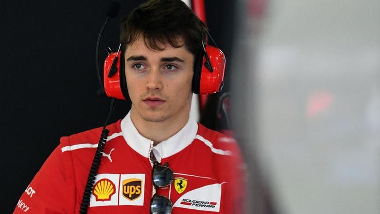 Ferrari confirms Charles Leclerc for 2019 F1 season