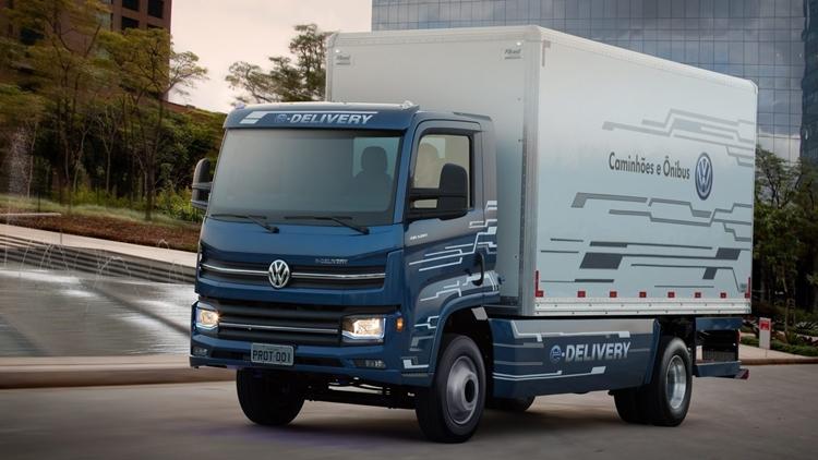 VW e-Delivery
