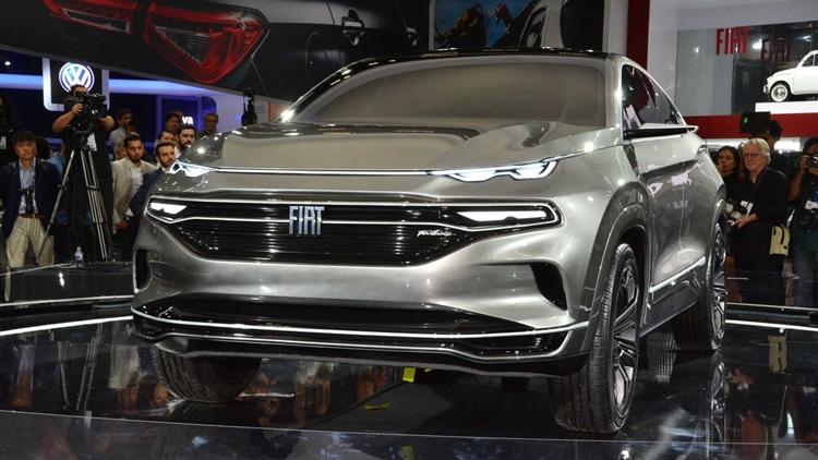 Fiat Fastback SUV Concept Debuts In Brazil
