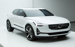 FutureCar The PoleStar 2 EV