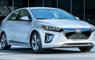 2019 Hyundai IONIQ EV 2019 Hyundai IONIQ EV