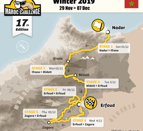 Maroc Challenge Winter