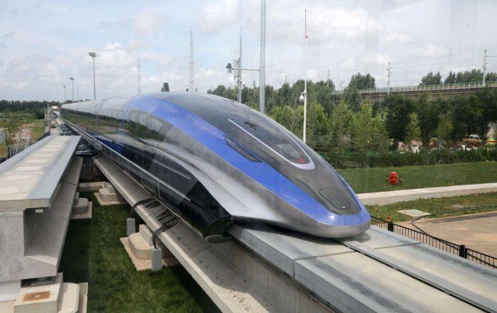 train maglov
