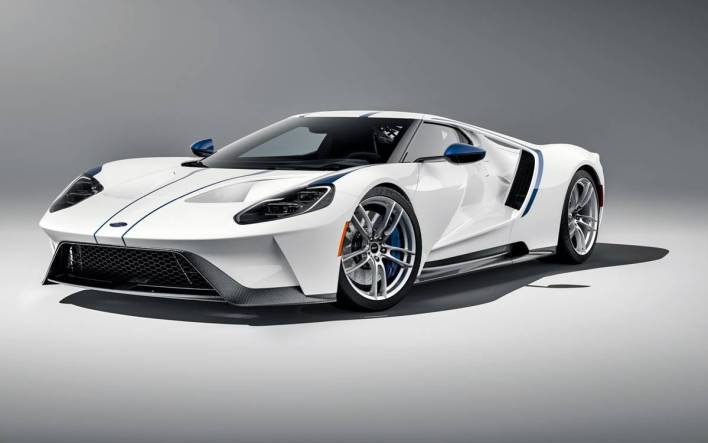 2021 Ford GT Studio Collection graphics package