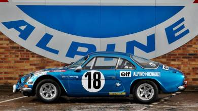 Alpine A110: Top of the class