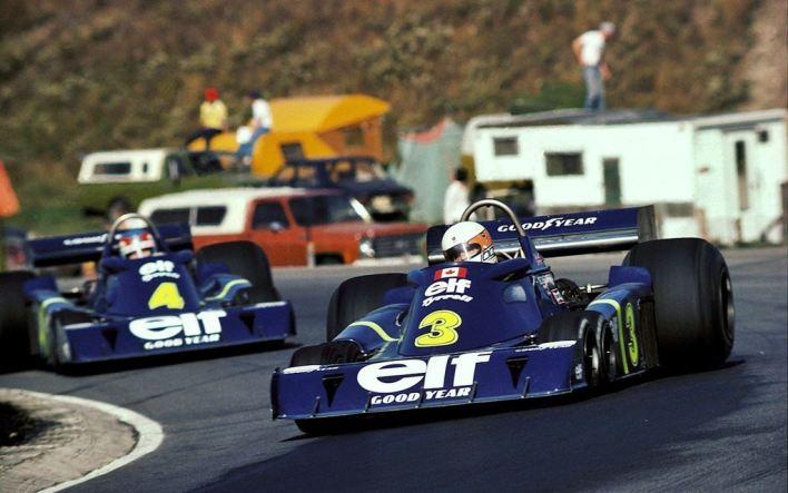 Tyrrell P34: Legendary six-wheeler F.1