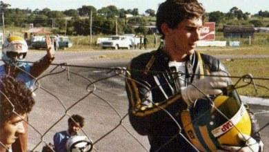 Photo of Así era Ayrton antes de ser Senna
