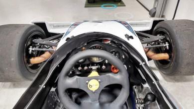Get on the Brabham BT44B driven by Carlos Reutemann!