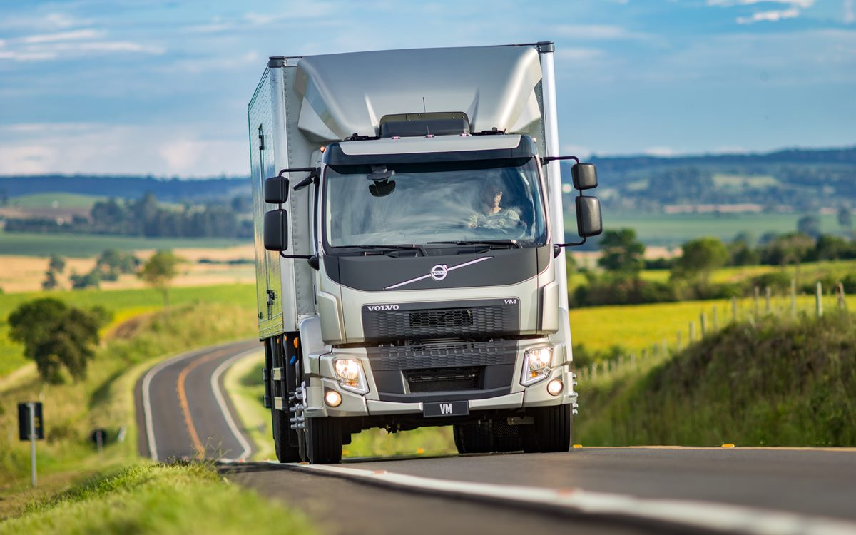Volvo Trucks: Novedades en la línea VM