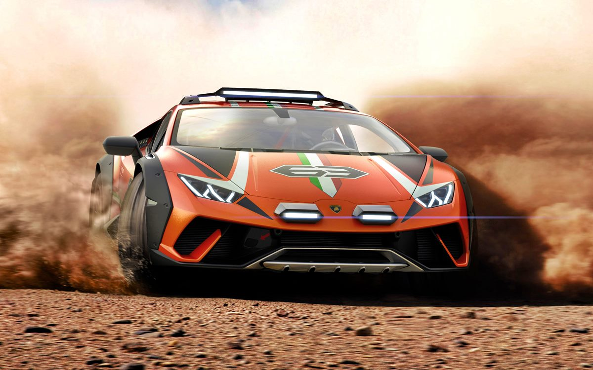 Lamborghini Huracán Sterrato