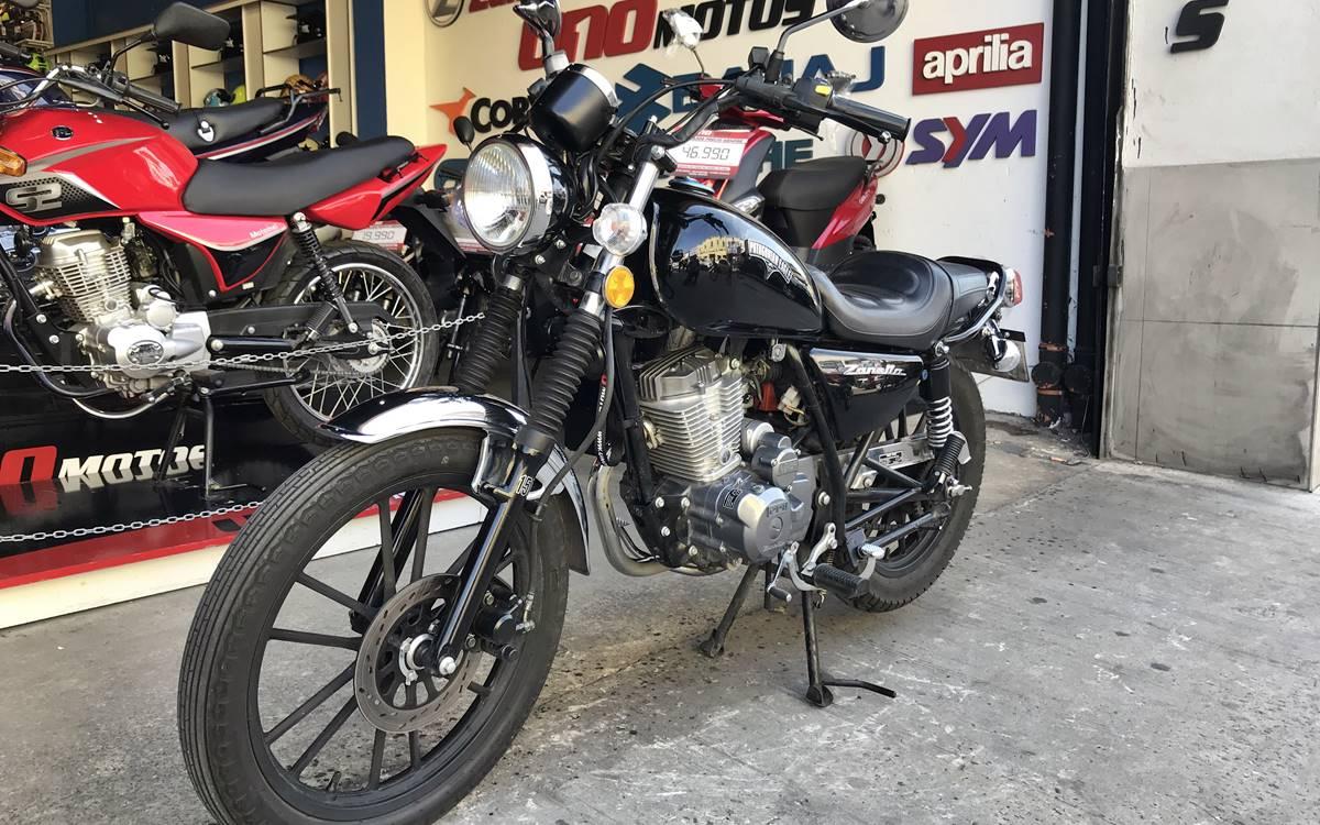 Los patentamientos de las motos también en baja