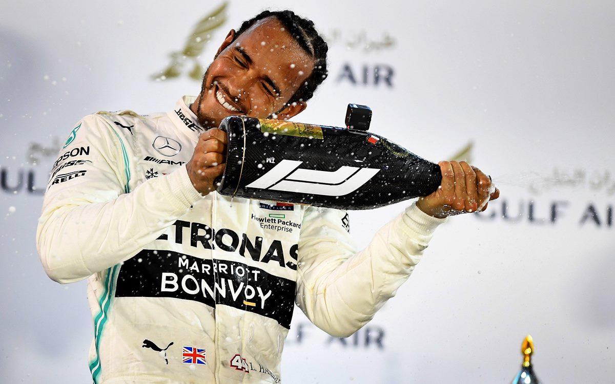Lewis Hamilton, el piloto mejor pago del 2019