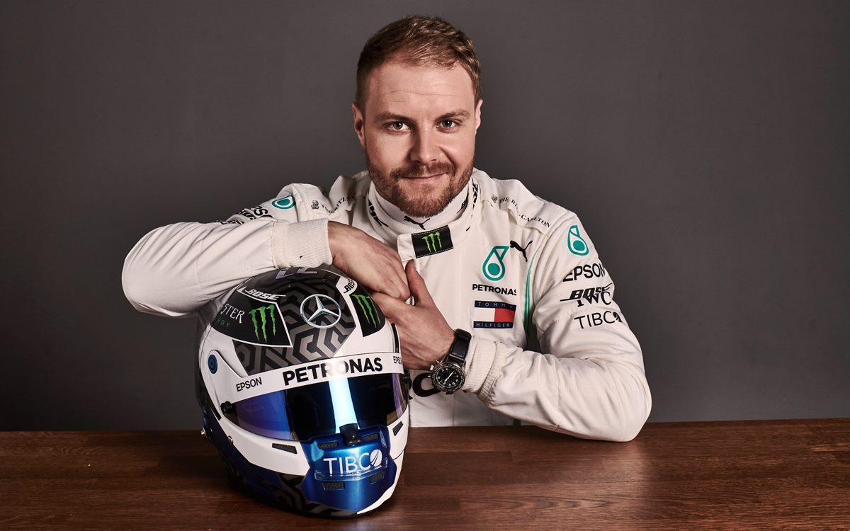 Valtteri Bottas sigue en Mercedes