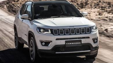 Jeep Compass 2020: Con varias novedades