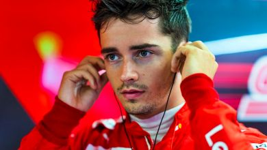 Charles Leclerc the new Niki Lauda?