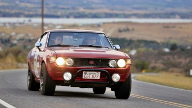 Historic Argentine Grand Prix: The Toyota Celica GT that steals all eyes