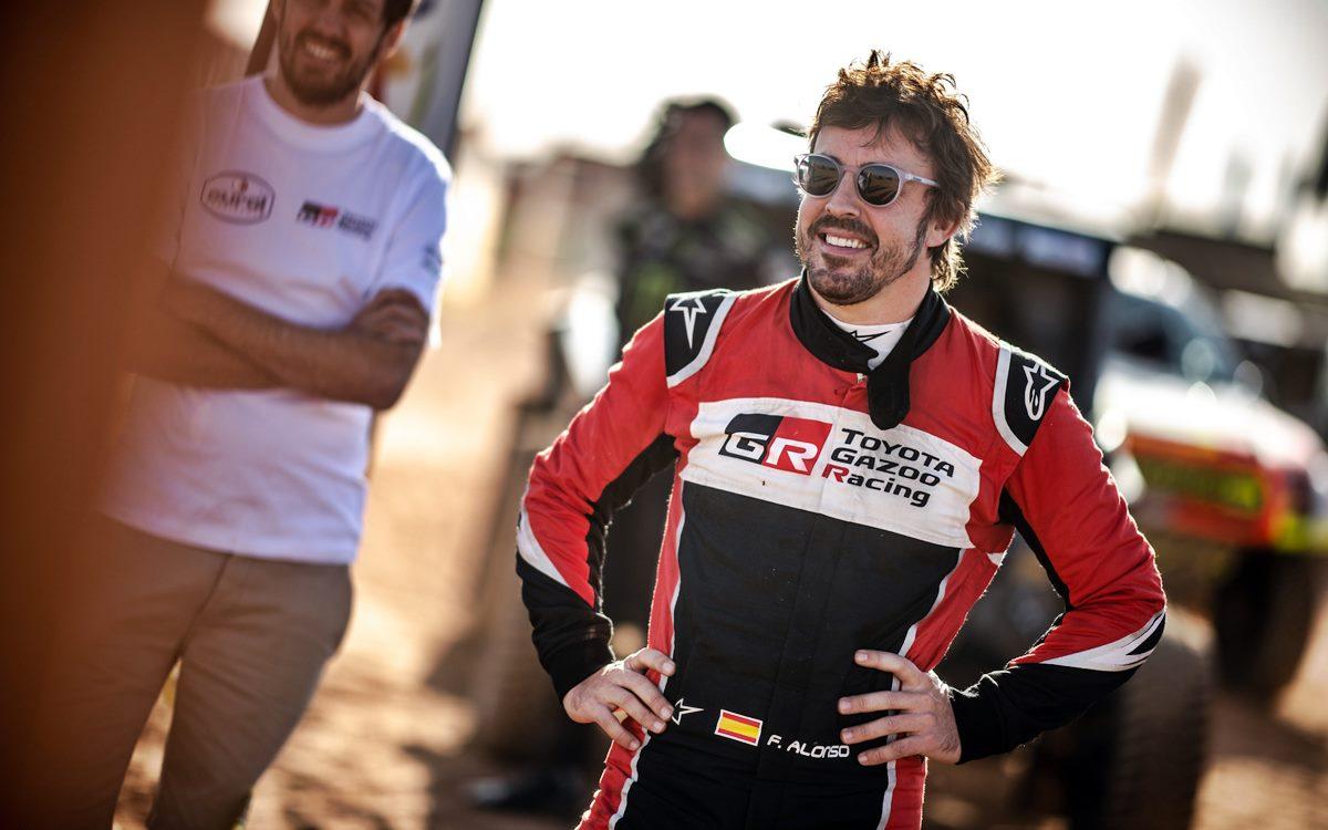 """Fernando Alonso: """"Se me tiene en una consideración más alta"""""""