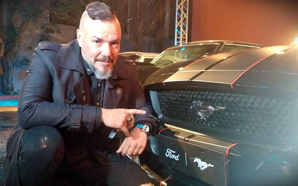 Fernando Ruiz Díaz: Mr. Mustang
