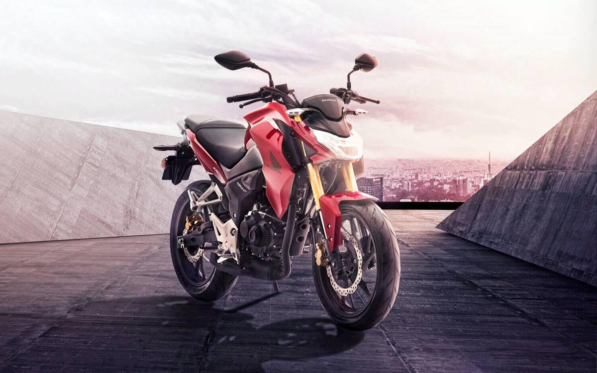Las motos de Honda con tres años de garantía