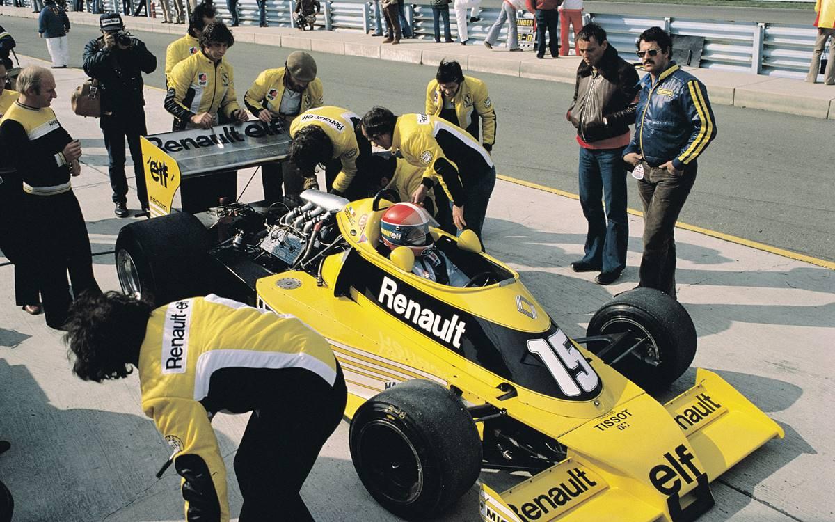 La primera era del turbo en la Fórmula 1 (Parte II)
