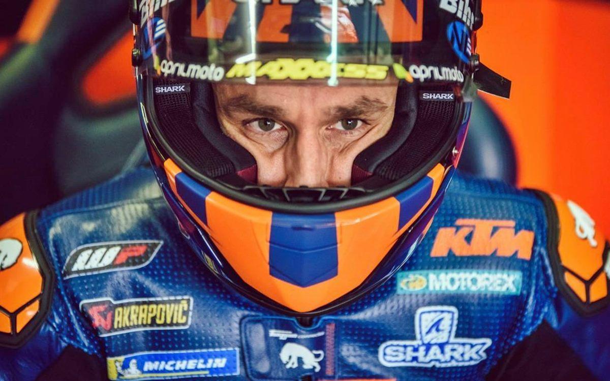 Johann Zarco vuelve al MotoGP