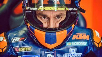 Johann Zarco returns to MotoGP
