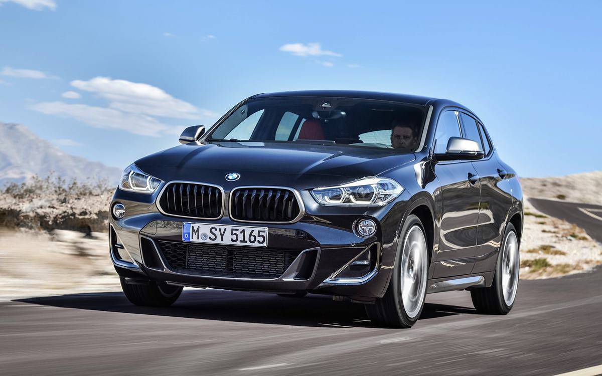 BMW X2M35i