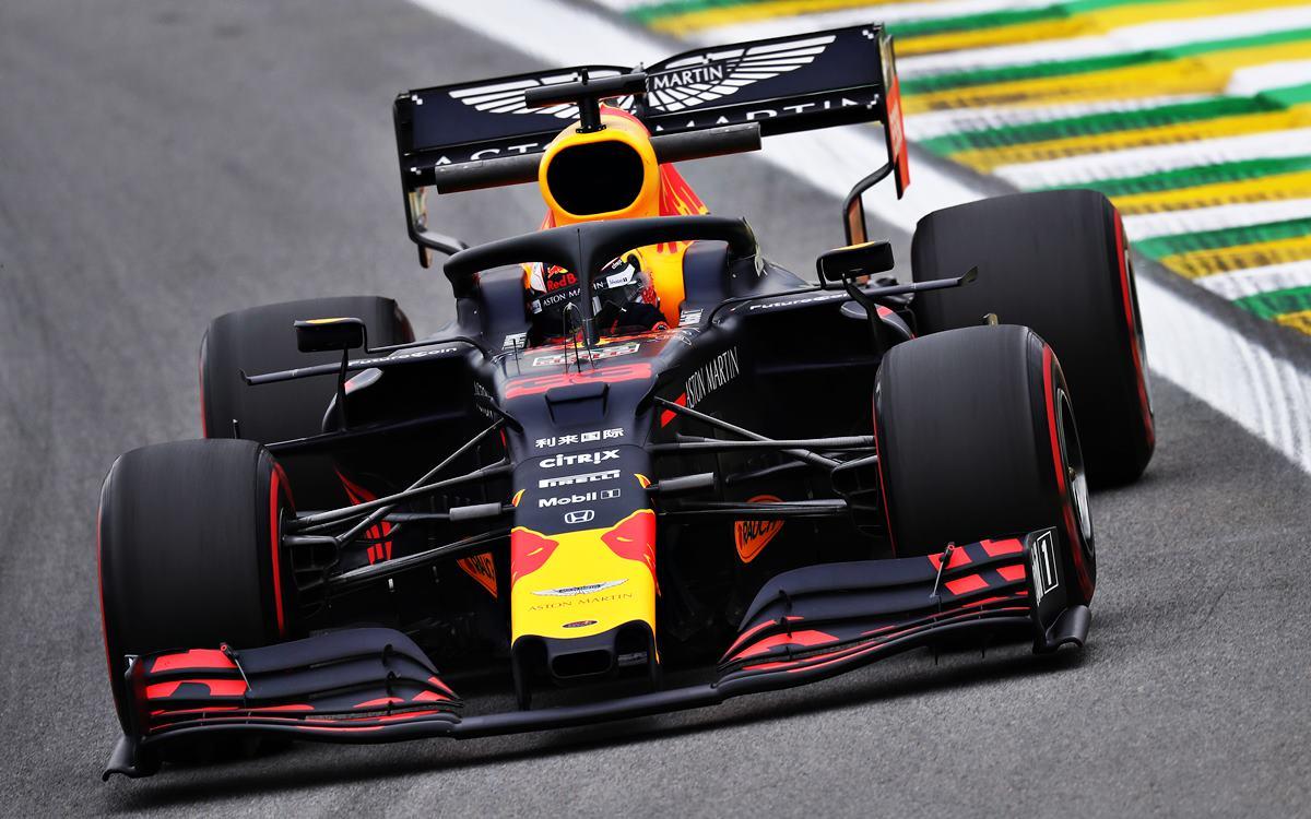 GP de Brasil: Max Verstappen le ganó la pulseada a Lewis Hamilton