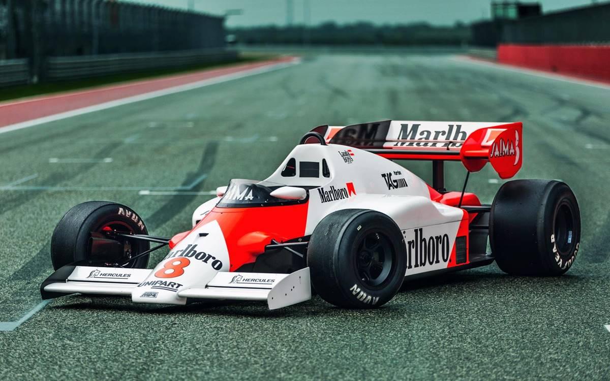McLaren 1984