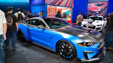 Ford Mustang GT Fastback by California Pony Cars