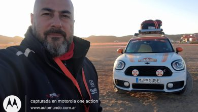 Diego Durruty Dakar 2020
