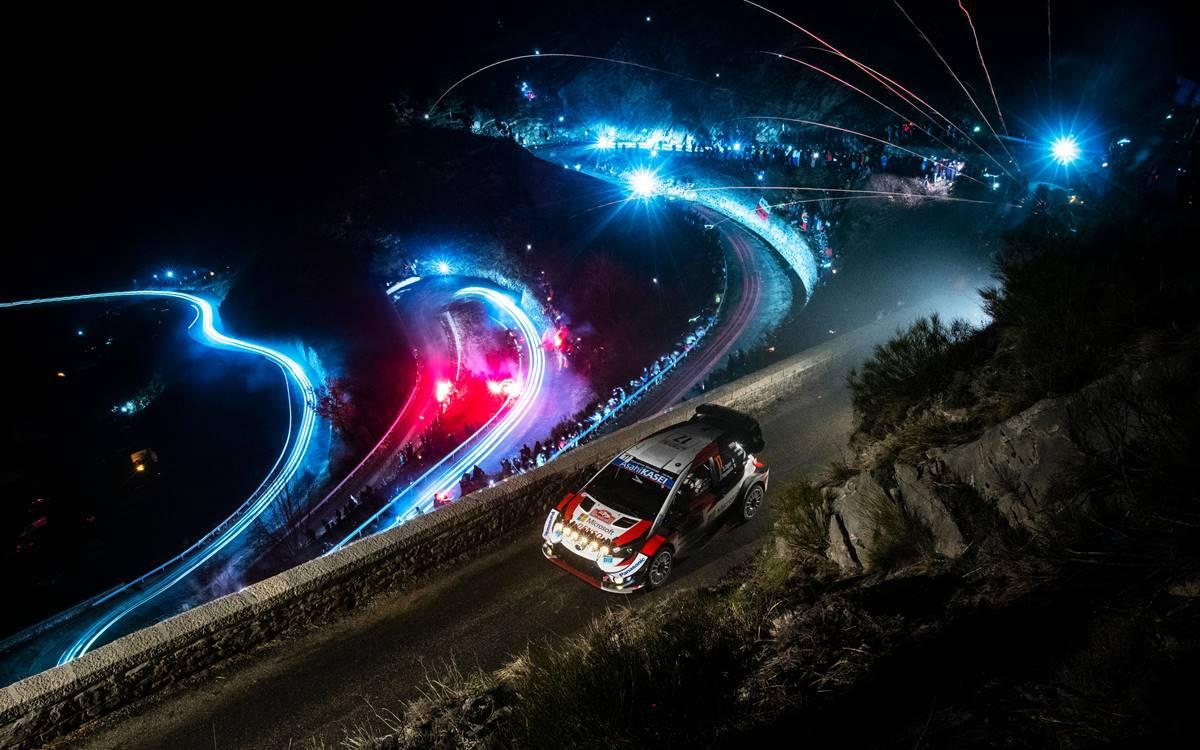 Rally de Montecarlo 2020