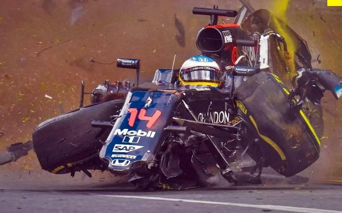 GP Australia 2016 Fernando Alonso