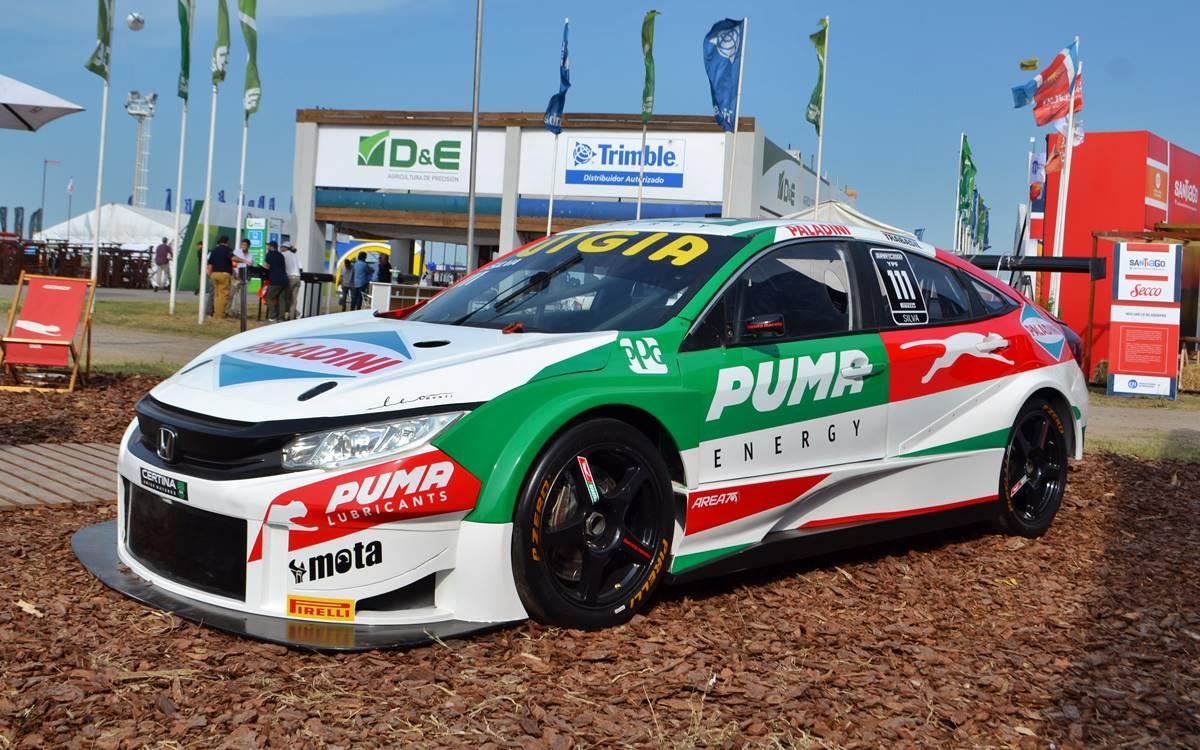 Puma Energy Honda Racing