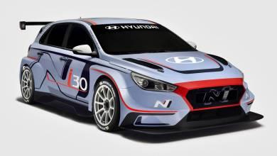 Hyundai i30 TCR