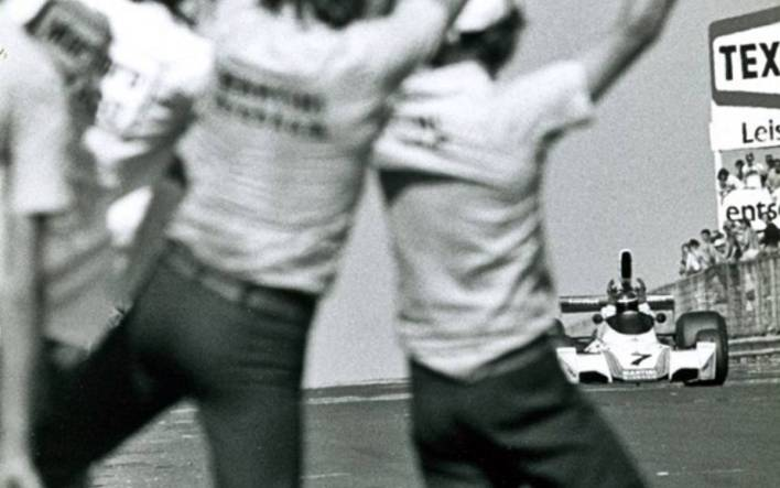 Carlos Reutemann GP Germany 1975