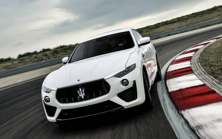Maserati Levante Trophy