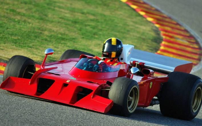 Ferrari 312 B3 Spazzaneve