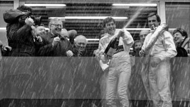 Ayrton Senna y Carlos Reutemann