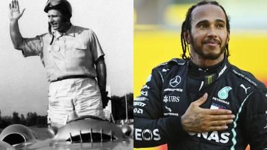 Photo of De Juan Manuel Fangio a Lewis Hamilton, imposible señalar al más grande de la Fórmula 1