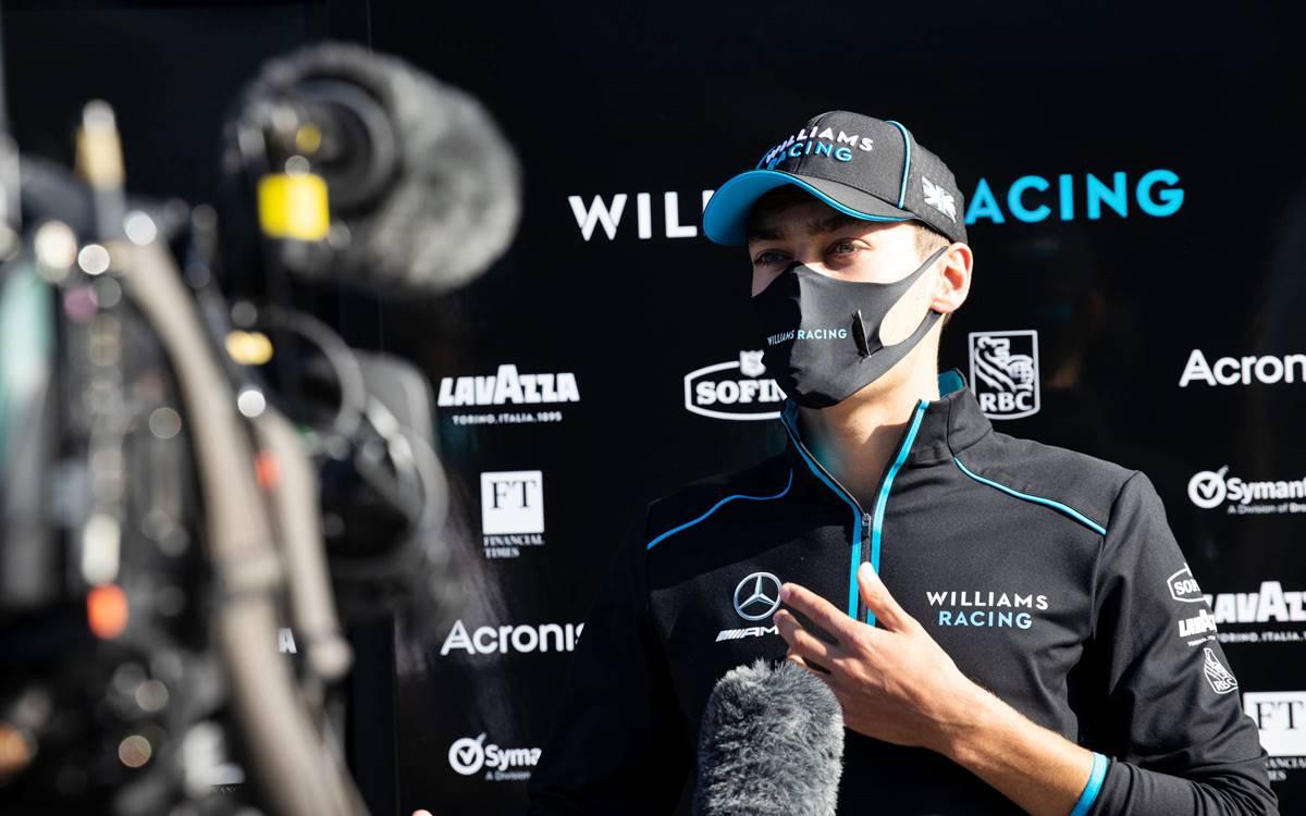 Williams seguirá con Russell y Latifi en 2021