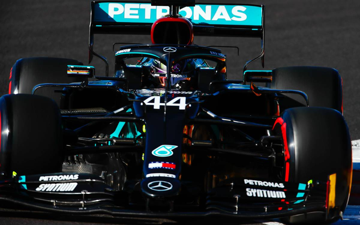 Lewis Hamilton Portimao