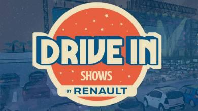 Photo of Renault Drive in: Para disfrutar adentro del auto