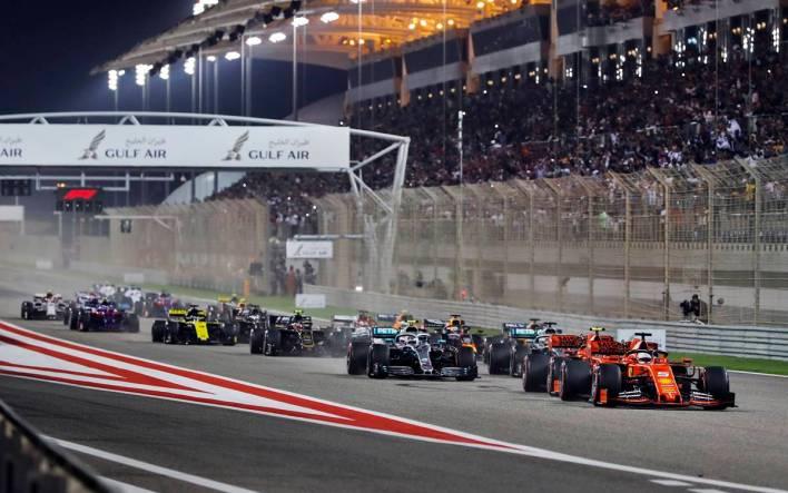 GP Bahrain 2019