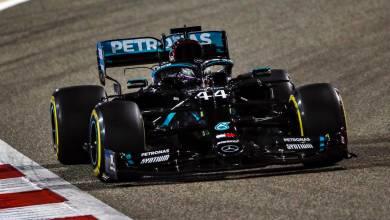 Lewis Hamilton Bahrain 2020
